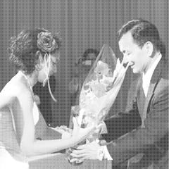 結婚式で両親にお酒をプレゼントする実績写真2-2